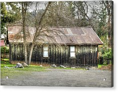 Columbia Cottage Acrylic Print