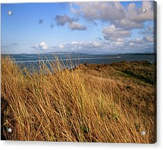 Columbia River From Clatsop Spit, Fort Acrylic Print