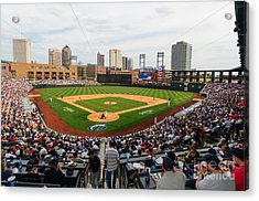 D24w-295 Columbus Clippers Photo Acrylic Print