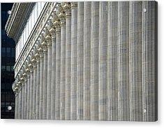 Columns Acrylic Print