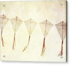 Come Fly Away - Kite Photography Acrylic Print