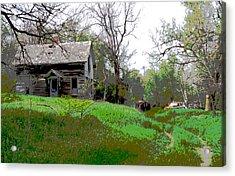 Come Home Acrylic Print by Renie Rutten