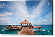 Come On In Acrylic Print