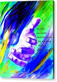 Come Take My Hand Acrylic Print