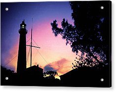Acrylic Print featuring the photograph Comes The Dawn by Mike Flynn