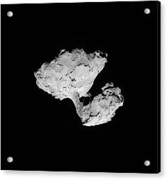 Comet Churyumov-gerasimenko Acrylic Print