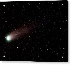 Acrylic Print featuring the photograph Comet Hyakutake by Christopher McKenzie
