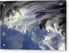 Comet Surface Acrylic Print