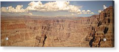 Coming Out Of The Canyon Acrylic Print by BandC  Photography