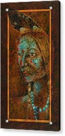 Coming Together II Acrylic Print