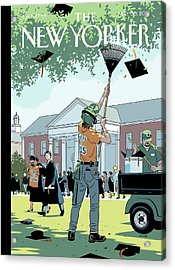 Commencement Acrylic Print