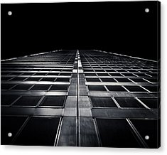 Acrylic Print featuring the photograph Commerce Court West 1 by Brian Carson
