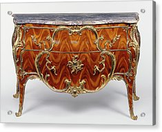Commode Attributed To Jean-pierre Latz, French Acrylic Print