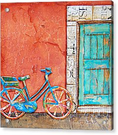 Commuter's Dream Acrylic Print