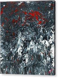 Complexity Acrylic Print by Douglas G Gordon