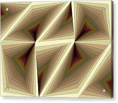 Composition 193 Acrylic Print