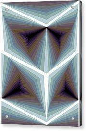 Composition 195 Acrylic Print