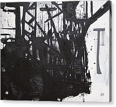 Composition 6  Acrylic Print