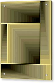 Composition 71 Acrylic Print