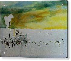 Composition2 Acrylic Print