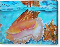 Conch Shallows Acrylic Print