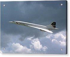 Concorde 01 Acrylic Print