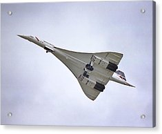 Concorde 02 Acrylic Print