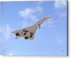 Concorde 04 Acrylic Print