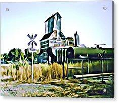Concordia Crossing Acrylic Print