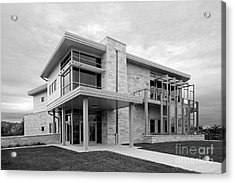 Concordia University Environmental Stewardship Center Acrylic Print by University Icons