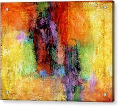 Confection Acrylic Print