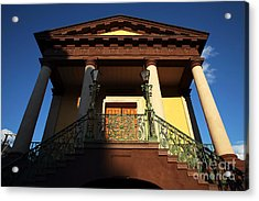 Confederate Museum Acrylic Print by John Rizzuto