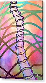 Connections  Acrylic Print by Ginny Schmidt