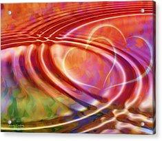 Connexion Acrylic Print