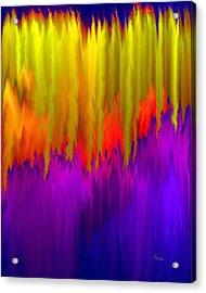 Consciousness Rising Acrylic Print