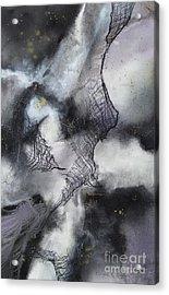 Constellation Acrylic Print by Deborah Ronglien