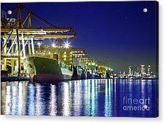 Container Cargo Freight Ship Acrylic Print