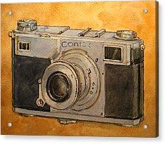 Contax II Acrylic Print