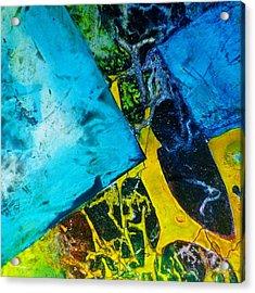Contempo Seven Acrylic Print by David Raderstorf