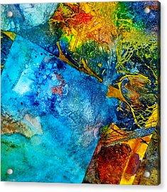 Contempo Six Acrylic Print by David Raderstorf