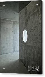 Contemporary Architecture Detail Acrylic Print