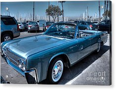 Acrylic Print featuring the photograph Continental by Kevin Ashley