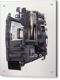 Continuously Variable Transmission Acrylic Print