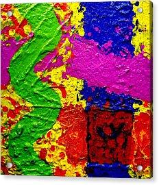 Continuum Acrylic Print by John  Nolan