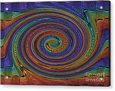 Convergence Multi Landscape Acrylic Print