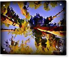Convergent Perspective Acrylic Print by John Malone Halifax Artist