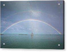 Cook Islands, Aitutaki Acrylic Print