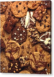 Cookies Any One Acrylic Print