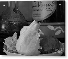 Cooking Acrylic Print by Juergen Roth