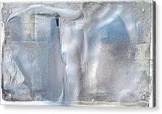Cool Azure 2 Acrylic Print